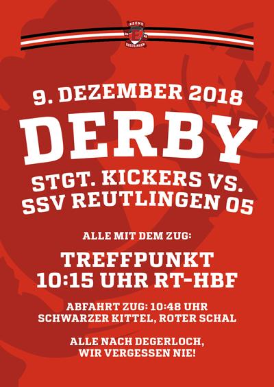 Alle nach Degerloch am 9.12.2018. Treffpunkt 10:15 Uhr Rt-HBF