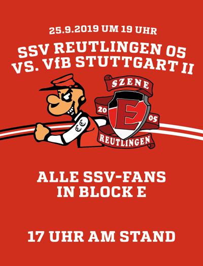 SSV Reutlingen vs. VfB Stuttgart II